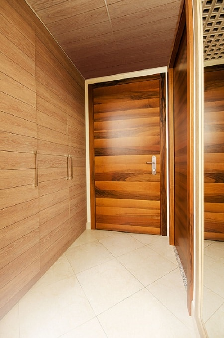 Fire rated door installation beauty quality custom protection