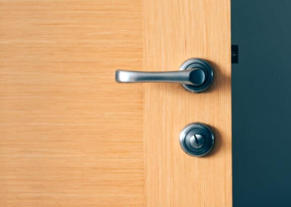 Detail of modern interior door pglmgga  fire rated doors: best advice for superior protection
