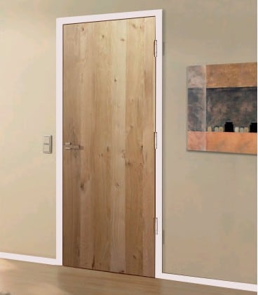 Fire rated door wood professional installation